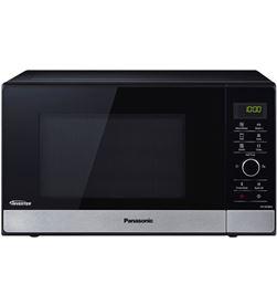 Microondas grill 23l Panasonic nn-gd38hssug negro/ NNGD38HSSUG - NNGD38HSSUG