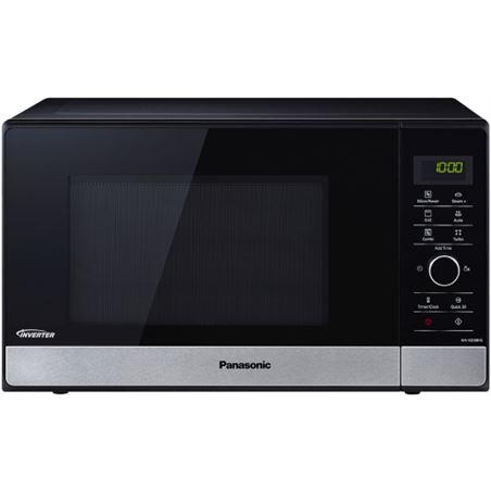 Microondas grill 23l Panasonic nn-gd38hssug negro/ NNGD38HSSUG