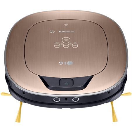 Aspiradora robot Lg hombot VR9627PG wifi gris plat