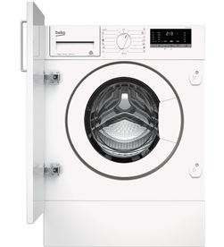 Beko WITV8612XW0 lavadora carga frontal integrable - WITV8612XW0
