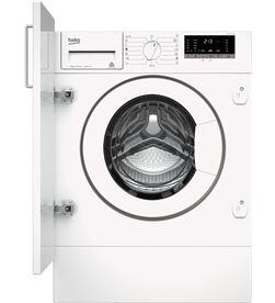 Lavadora carga frontal Beko WITV8612XW0 integrable - WITV8612XW0