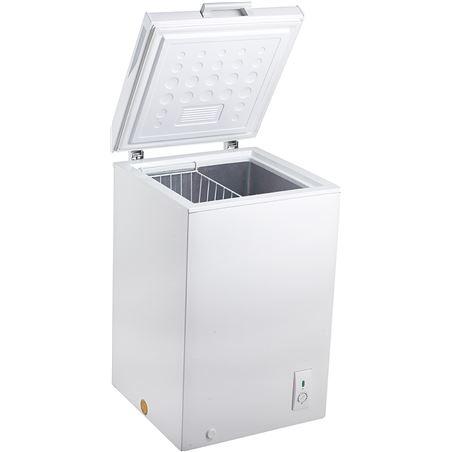 Congelador h Brandt BFK615MSW 54.5cm blanco a+