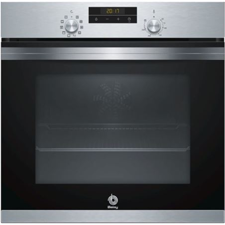 Balay, 3HB4330X0, horno 60 cm., acero inoxidable,