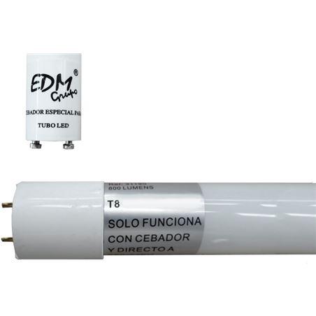 Todoelectro.es tubo led t8 22w eco 6400k edm (equivalent 58w) grande elek31192