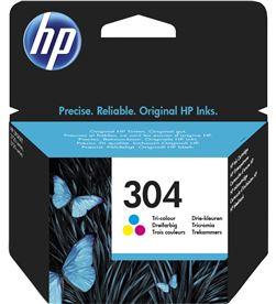 Cartucho de tinta Hp nº 304 multicolor N9K05AE - HEWN9K05AE