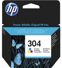 Cartucho de tinta Hp nº 304 multicolor N9K05AE Impresión - HEWN9K05AE