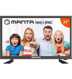 "Todoelectro.es tv led 22"" manta 220q7 full hd manled220q7 - 220Q7"