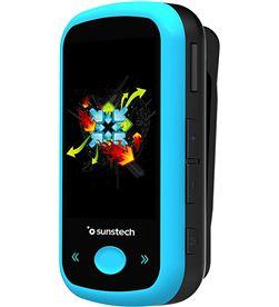 Sunstech IBIZABT4GBBL Reproductores MP3/4/5 - IBIZABT4GBBL