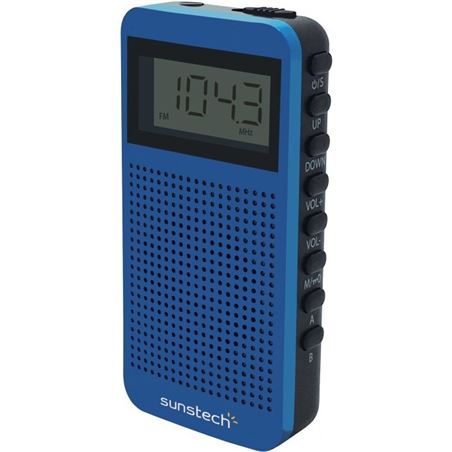 Sunstech radio rpd12bl rpds12bl