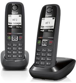 Todoelectro.es a405 duo black as405duobl Telefonía doméstica - AS405DUOBL