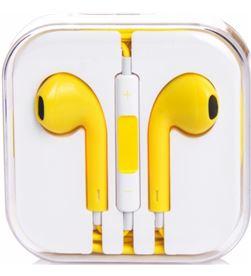 Japa auriculares iphone 6/plus aumvam amarill - 08157496