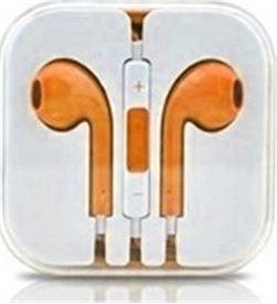 Japa auriculares iphone 6/plus aumvna naranja - 08157495