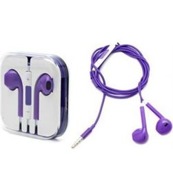 Japa auriculares iphone 6/plus aumvmo morado - MORADO