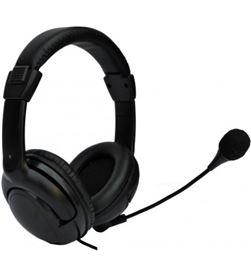 Japa auricularres con micro negro eam4130 - 08157134