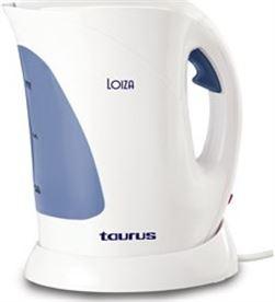 Taurus 958155 loiza 1850/2200w 1,7l filtro:cal Hervidoras / Cocedoras al vapor - 958155