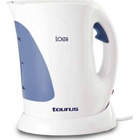 Taurus 958155 loiza 1850/2200w 1,7l filtro:cal