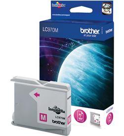 Brother LC970M lc-970m cartucho magenta Impresión - LC970M