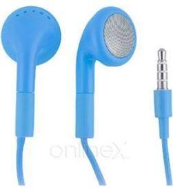 Japa auriculares con micro (eam-4045) azul eam4045 - 08156829