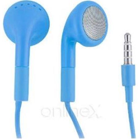 Japa auriculares con micro (eam-4045) azul eam4045