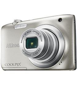 Cámara digital Nikon coolpix a100 20mp 5x plata NIKA100S1 - A100 PLATA