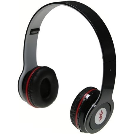 Japa auriculares woo bluetooth manos libres radio microsd negro woo310381