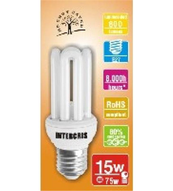 Todoelectro.es lampara led elektro mr16 5w 3200k luz cálida elek35245 - 8425998352450