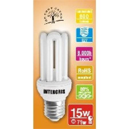 Todoelectro.es lampara led elektro mr16 5w 3200k luz cálida elek35245