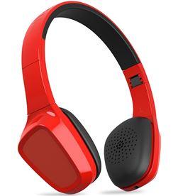 Auriculares Energy sistem headphones 1 manos libres bluetooth rojos ENRG428359 - ENRG428359