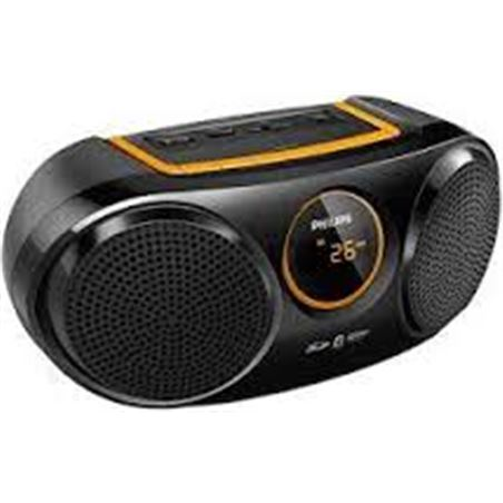 Altavoz Philips at10 bluetooth usb/sd radio fm batería PHIAT10_00