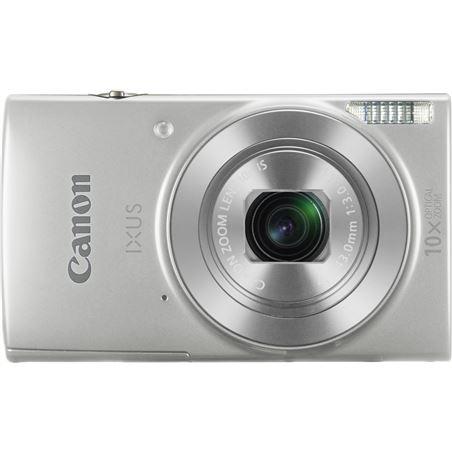 Cámara de de fotos digital Canon ixus 190 20mp 10x wifi nfc gris CNN1797C001