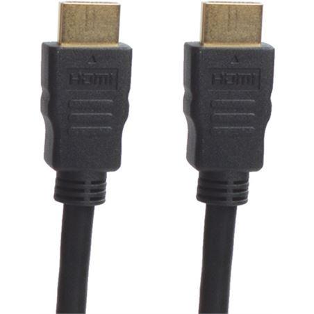 Cable hdmi (m) - hdmi (m) Sinox 2 metros oro SINOCTV7862