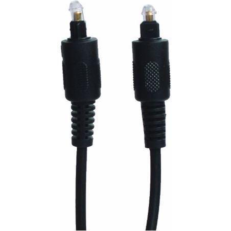 Cable óptico toslink digital fibra óptica 3 metros Sinox SINOCTA5003