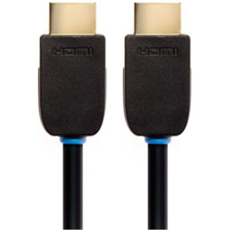 Techlink cable hdmi m - hdmi m oro 3d 4k 3mts blister tech710203