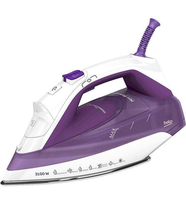 Plancha de vapor Beko spa7131b violeta BEKSPA7131P - SPA7131B