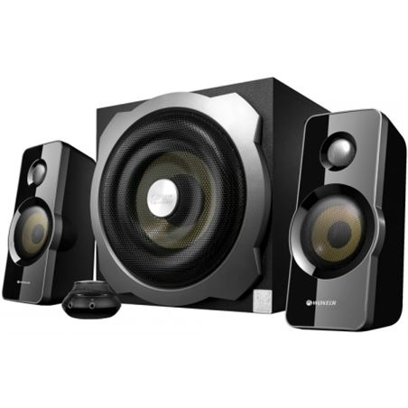 Altavoces 2.1 Woxter big bass 260 negro WOXSO26_026
