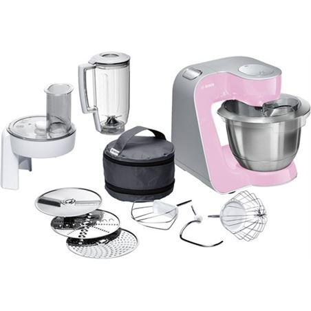 Robot cocina rosa Bosch MUM58K20 1000w