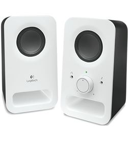Altavoces pc 2.0 z150 blancos Logitech LOG980000815 - 5099206048799
