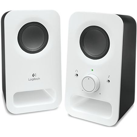 Altavoces pc 2.0 z150 blancos Logitech LOG980000815