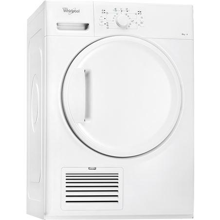 Secadora 8kg Whirlpool ddlx80113 condensación WHIDDLX80113