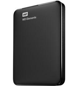 Todoelectro.es disco duro 2,5'' 1 tb wd elements 3.0 negro wdbuzg0010bbk - BUZG0010BBK
