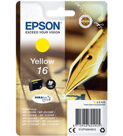 Epson C13T16244012 tinta amarilla 16 durabrite Impresión - EPSC13T16244012
