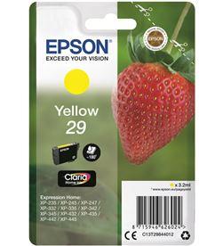Tinta Epson 29 claria home amarillo EPSC13T29844012 - EPSC13T29844012