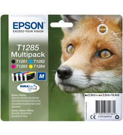 Multipack Epson tinta 1285 EPSC13T12854012 Impresión - EPSC13T12854012