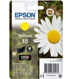 Tinta Epson amarilla claria home 18 EPSC13T18044012 - EPSC13T18044012