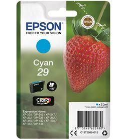 Tinta Epson 29 claria home cyan EPSC13T29824012 Impresión - EPSC13T29824012