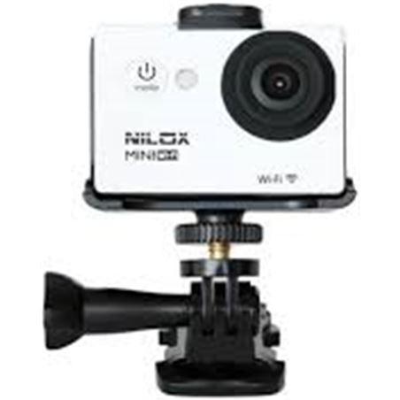 "Todoelectro.es cámara acción nilox mini wifi full hd lcd 2"" nil13nxaknawi00"
