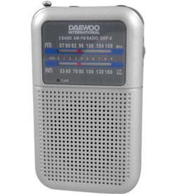 Radio Daewoo drp-8 g DAEDBF119 Radio y Radio/CD - 8413240574552