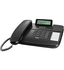 Siemens DA710 telefono sobremesa gigaset pantalla, negro - DA710