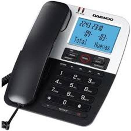 Teléfono inalámbrico Daewoo dtc410 pantalla lcd DAEDW0061