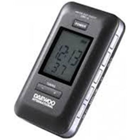 Radio digital Daewoo drp18n, am / fm, 60 presinton DAEDBF036